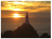 Click here to see our photographs of Corbiere and the Lighthouse